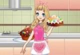 لعبة صنع الكعك
