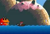 العاب قارب ماريو