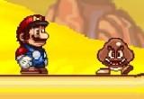 لعبة ماريو في الصحراء 2014