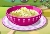 لعبة طبخ الماش مع الصلصة البيضاء