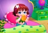 لعبة العناية بطفل حورية البحر