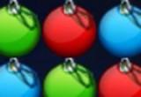 لعبة تحطيم كرات عيد الميلاد