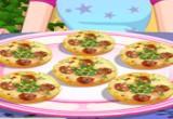 العاب طبخ أقراص البيتزا