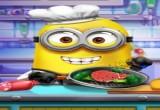 لعبة طبخ ميمون