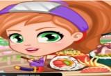 العاب طبخ سوشي النينجا