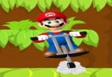 العاب ماريو و القفز بالعصا