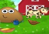 العاب بو في المزرعة
