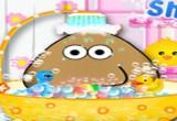 العاب استحمام بو