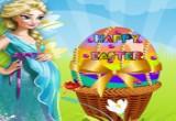 لعبة السا وتزين بيضة عيد الفصح