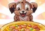 العاب طبخ البيتزا للجرو
