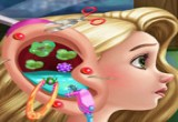 لعبة علاج أذن رابونزيل