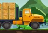 لعبة شاحنة النقل المجنونة