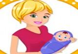 لعبة العناية بالام الحامل 2015