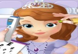 العاب الاميرة صوفيا و طبيب العيون