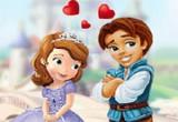 لعبة صوفيا و تقبيل الامير
