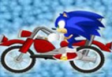 العاب سونيك و ركوب الدراجة