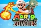لعبة ماريو و تبادل اطلاق النار