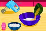 لعبة طبخ حلويات دسمة