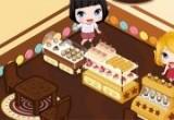 العاب تصميم ديكور متجر الكعك