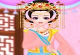 العاب تلبيس أميرة الصين