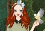 العاب فتاة الطيور