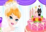 لعبة طبخ كعكة الزفاف المثالي