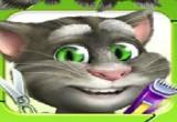العاب حلاقة شعر القط توم