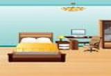 لعبة ديكور غرفة النوم العصرية