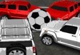 العاب بطولة كرة القدم للسيارات