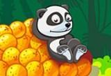 العاب الباندا و الحصول على البرتقال