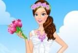 العاب تلبيس فتاة الزهور 2015