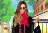 لعبة تصميم أزياء الشتاء 2015