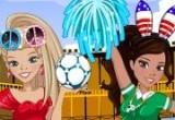 العاب الهتاف لكأس العالم